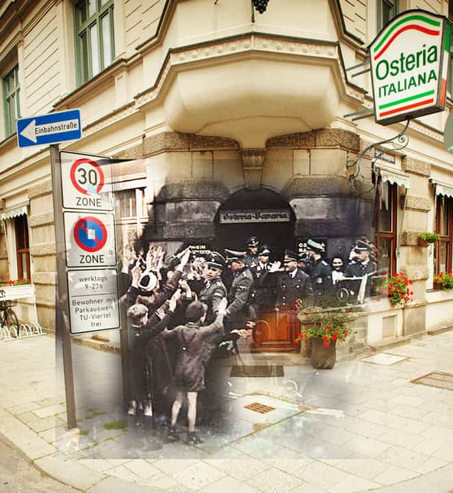 Munich Ghosts of the Past